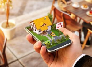 real estate and technology