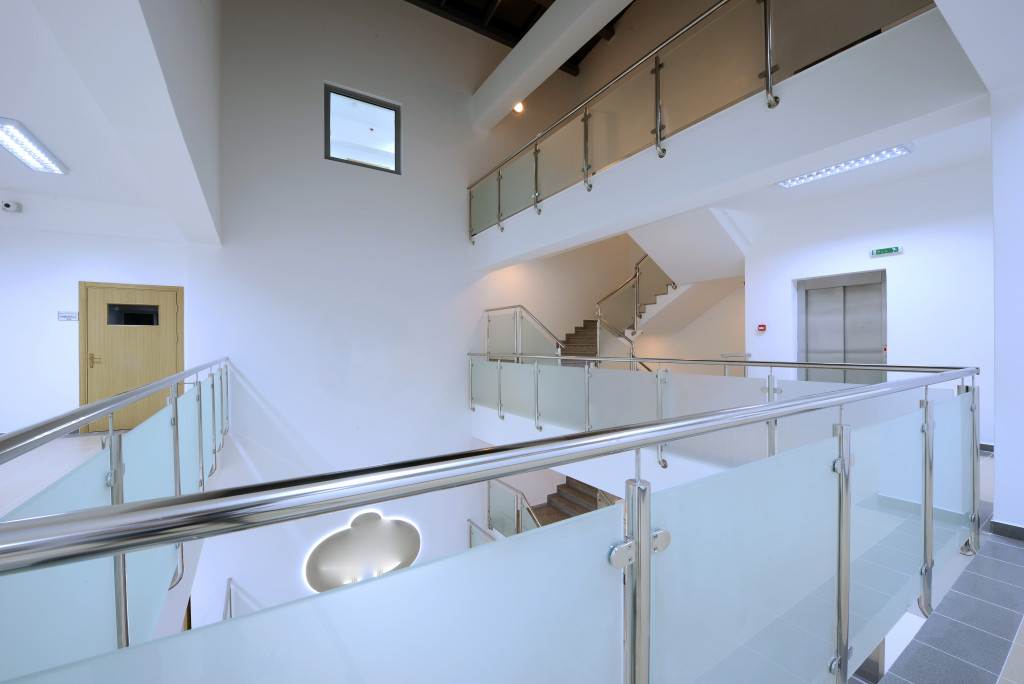well designed hall